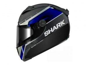 Yamaha e Shark insieme per il Race-R Pro Carbon Race Blu Replica