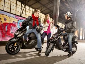 Motodays 2013 – Yamaha presente con Neo's Easy e BW's Easy