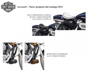 Componenti & Accessori Originali 2013 by Harley-Davidson