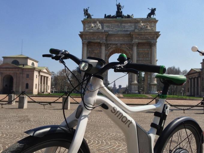 Smart Ebike in Bici Elettrica