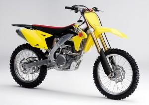 Suzuki presenta le nuove RM-Z 250 ed RM-Z 450