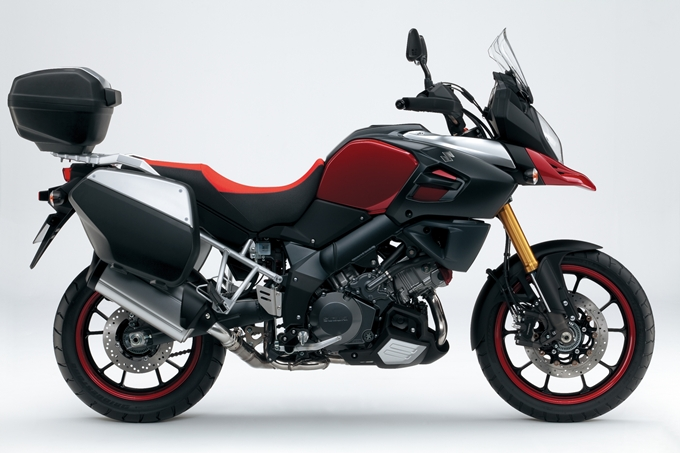 Suzuki V-Strom 1000, intervista al Capo designer Tomoya Murakami