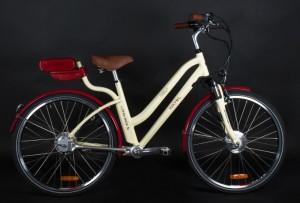 OneCity Long Ride S, la bici elettrica da 160 km di autonomia