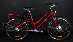 Wayel presenta Trilogia, la bici elettrica che si fa in tre!