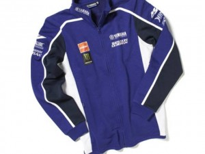 Le nuove linee di abbigliamento griffate Yamaha sono dedicate a Rossi e Lorenzo