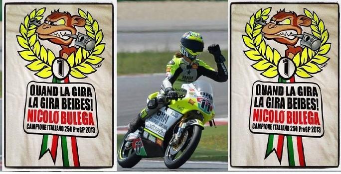 PreGP Mugello: Nicolò Bulega è campione, terzo titolo in tre anni