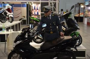 EICMA 2013: sequestro di scooter cinesi, Honda sventa episodio di contraffazione