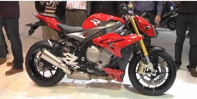 BMW Motorrad a EICMA 2013