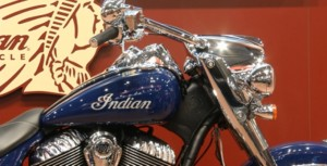 Indian Motorcycles Live EICMA 2013