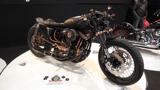 Motor Bike Expo Mc Cycles Scorpion