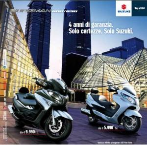 Le promozioni 2014 by Suzuki