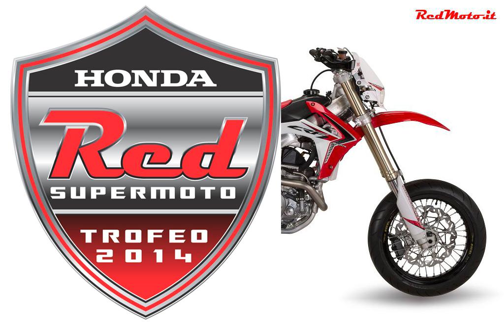 RedMoto presenta il Trofeo Monomarca Honda Supermoto
