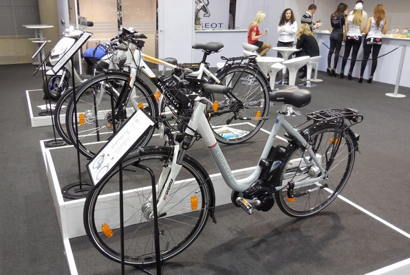 Motodays 2014 Peugeot