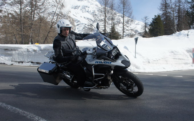 BMW R1200GS Adventure 2014 – Prova su strada