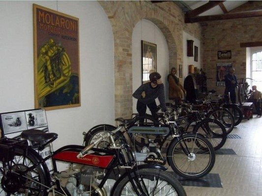 Grande successo per l'inaugurazione del nuovo Museo Benelli