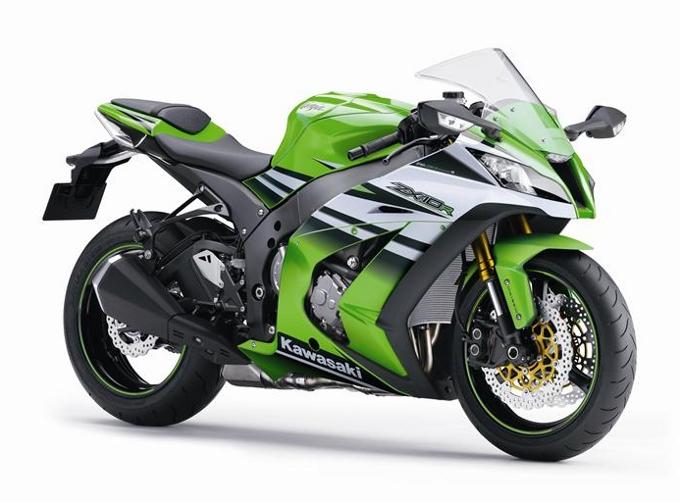 Presentazione Kawasaki Ninja 30°Anniversary e Demo Ride a Misano