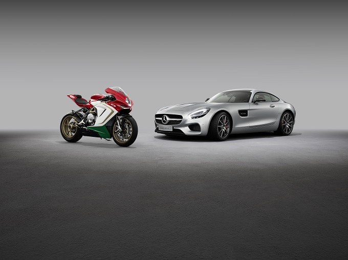 Accordo Mercedes – MV Agusta, è arrivata l'ufficialità