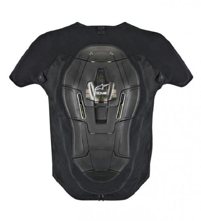 Alpinestars Tech-Air, l'airbag che protegge i motociclisti