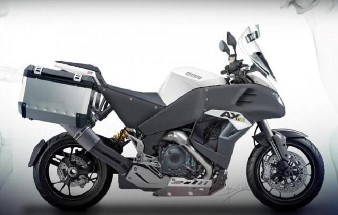 EBR 1190 AX, la nuova sport adventure amplierà la gamma