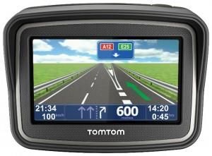 TomTom Raider, il dispositivo di navigazione portatile per veri motociclisti