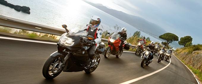 BMW Motorrad, vendite record nel 2014