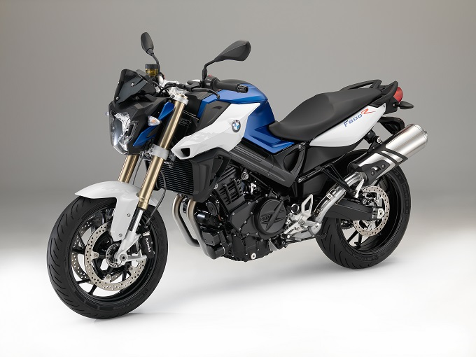 La gamma BMW Motorrad scalpita per i Motodays 2015