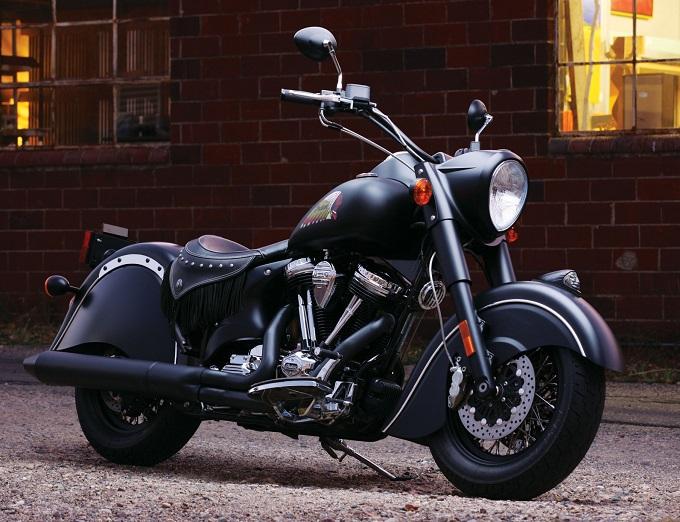 L'Indian Motorcycles farà rivivere la Chief Dark Horse