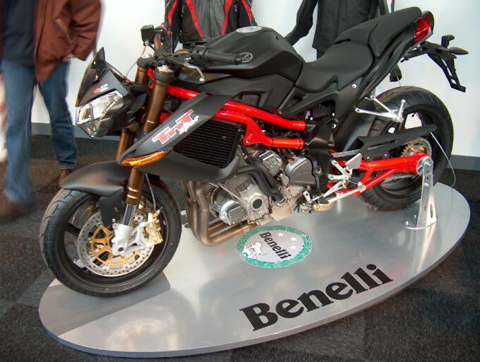 Benelli, lo sbarco in India è pronto grazie a DSK Motowheels