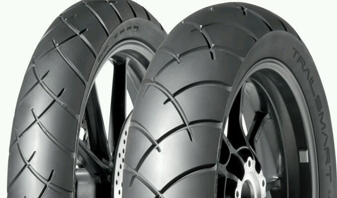 Dunlop TrailSmart, il nuovo pneumatico dedicato alle moto trail