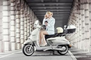 Peugeot Django ID, la personalizzazione allo stato puro
