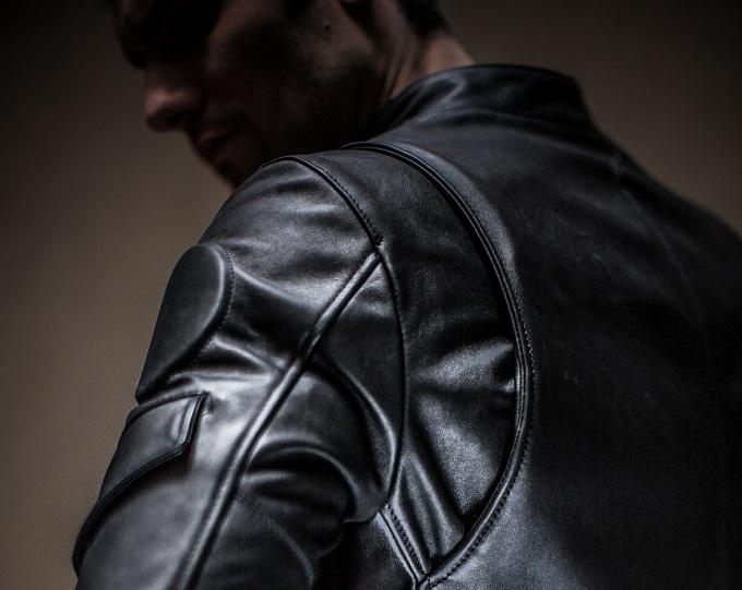 new style 68be6 cd225 SPIDI Fandango, la giacca in pelle da biker rivisitata in ...