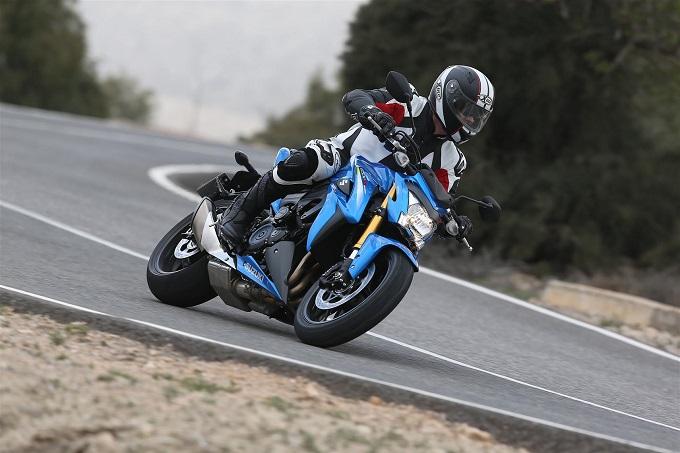 Suzuki GSX-S1000 ABS, fino al 31 maggio costerà 11.990 euro