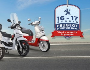 I Peugeot Scooter Days regaleranno un TomTom Multi-Sport GPS Watch
