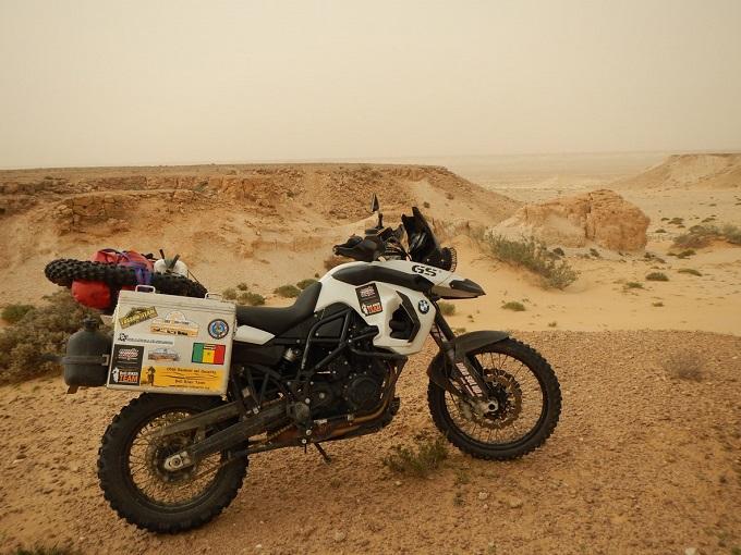 ONG Bambini nel Deserto Onlus, 1500 km in moto per sostenere l'emergenza umanitaria