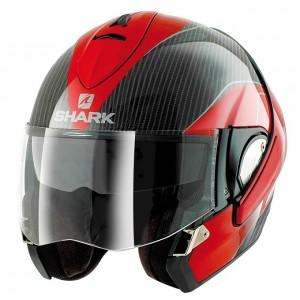 Nuovo Shark Helmets Evoline Pro Carbon, la sicurezza incontra materiali nobili e performance