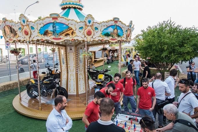 Scrambler Ducati, a Borgo Panigale si festeggia il primo compleanno