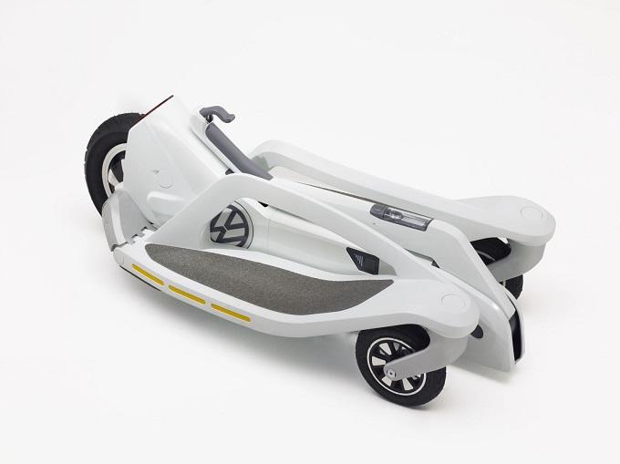 Volkswagen, entro il 2016 arriverà un nuovo scooter elettrico