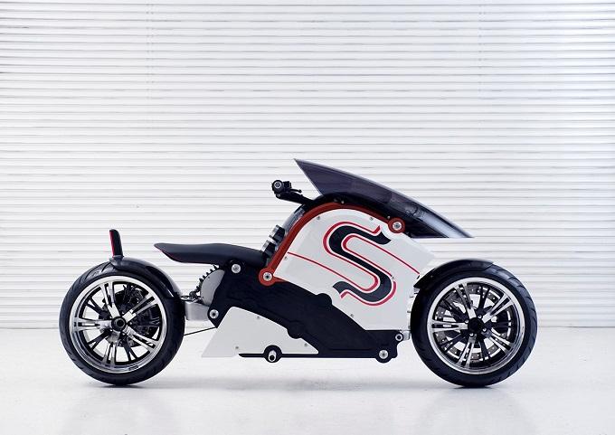 """Zec00, ecco la nuova moto elettrica """"fantascientifica"""""""