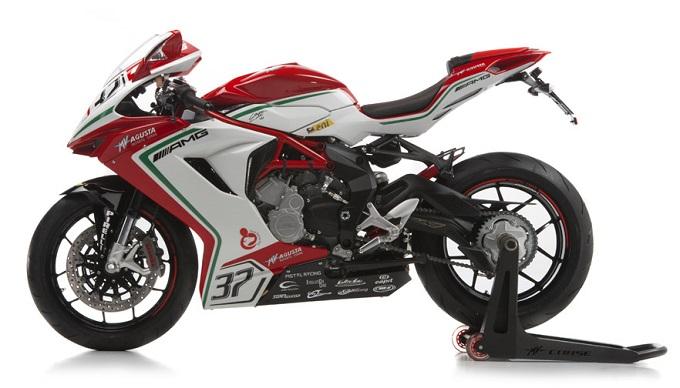 Nuova MV Agusta F3 RC, il Reparto Corse replica le moto da pista di Jules Cluzel e Lorenzo Zanetti