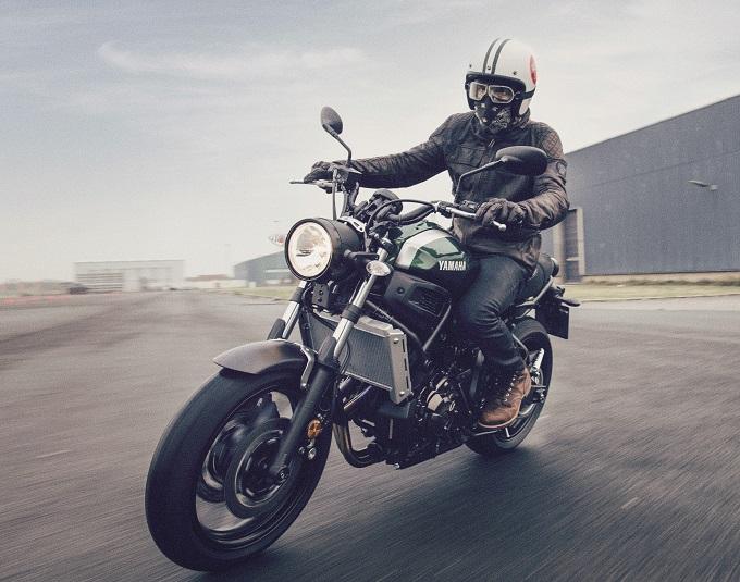 """Yamaha XSR700, svelato il prezzo della prima """"Faster Sons"""""""