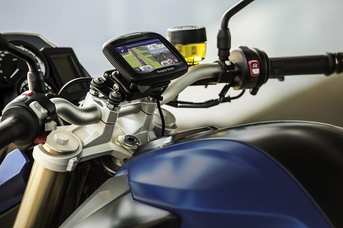 BMW Motorrad Navigator Street, il GPS per chi fa motorurismo