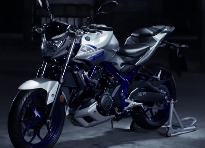 Nuova Yamaha MT-03, arriva il primo VIDEO promozionale