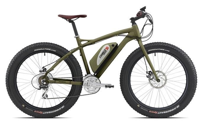 Fat e-Bike Scrambler Ducati by Italwin: la città diviene una piacevole escursione