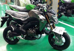 Prezzo Kawasaki Z125