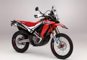 Honda CRF250 Rally: la versione di produzione è in cantiere?
