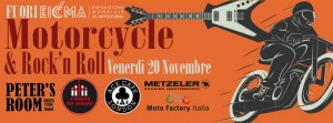 MOTORCYCLE & ROCK'N ROLL – FUORISALONE EICMA 2015
