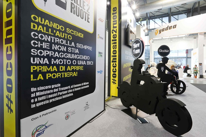 EICMA 2015: affluenza record in apertura