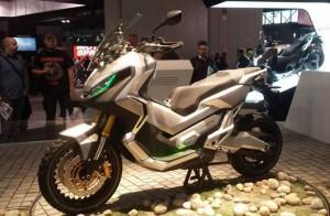 Honda City Adventure concept: il nuovo scooter potrebbe arrivare nel 2017
