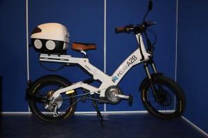 Hybike, la bicicletta è ad idrogeno