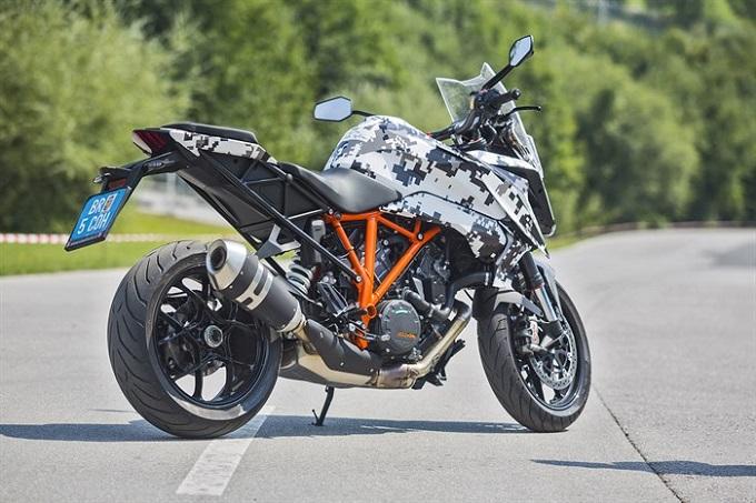 Motodays 2016: KTM arriva con quattro nuovi modelli